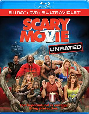 SCARY MOVIE 5 BY TISDALE,ASHLEY (Blu-Ray)